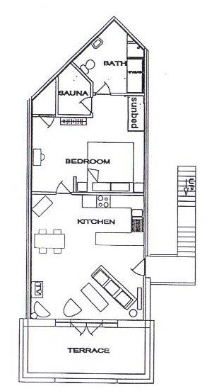 Admiral Suite Plan